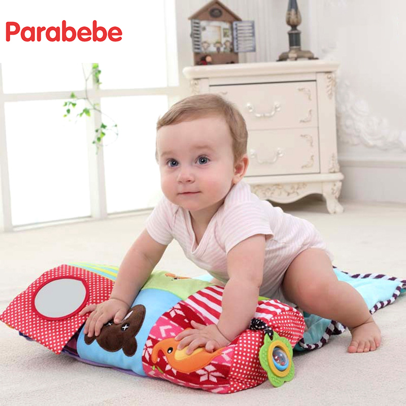 Cute Baby Letters Map Plush Game Blanket Climbing Mat