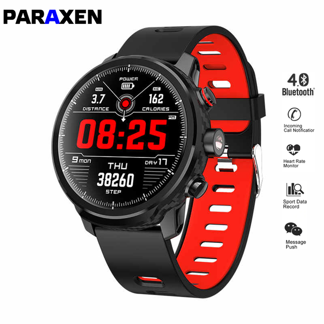 PARAXEN Smartwatch Fitness Tracker