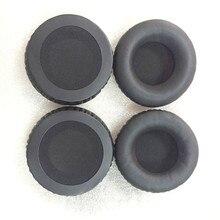 Protéines doux coussinets en cuir fit Sony mdr v55 v500 casque 2 pcs/lot