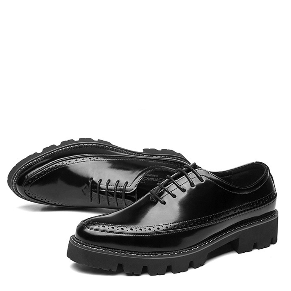 Black Nouvelle En Cuir Chaussures 2018 Black Casual slip Black Conduite De lace Slip On Verni Appartements lace Silver Qffaz Pour Mode Hommes Silver Oxford Mocassins Mariage Up reWCBdxo