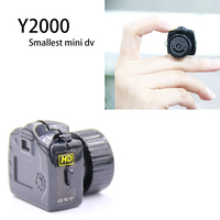 Free Shipping New Mini Micro Hidding Secret Video Camera Portable Hd Recorder Micro Sd Dvr Action