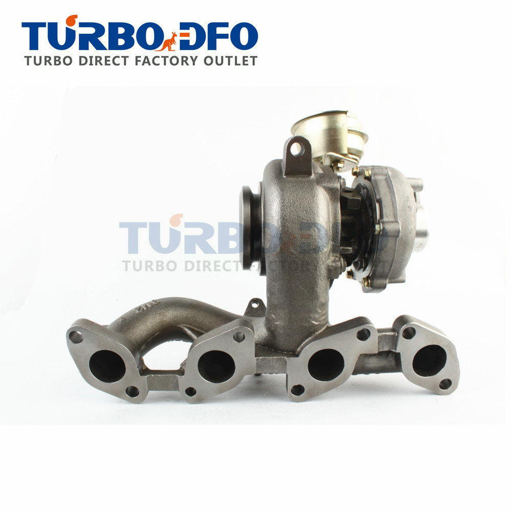 New GT1749V Complete Turbocharger Turbo 724930 For VW Passat B6 Golf V Touran 2.0 TDI BKD AZV 136/140 HP 03G253019A 03G253014H