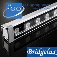 10pcs/lot 9W LED wall washer wash light lines garden yard waterproof square flood landscape halogen spotlight