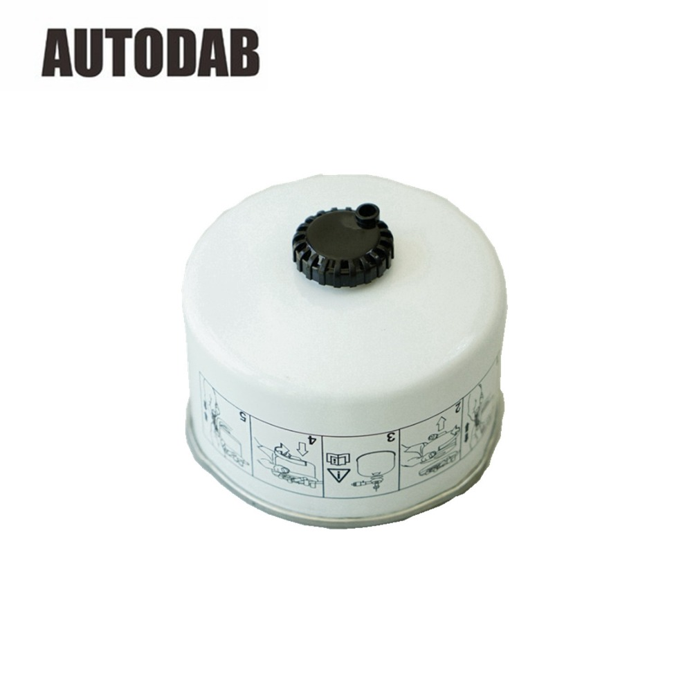 Oil Filter Diesel Filter for LAND ROVER DISCOVERY 3 2.7 3.0 RANGE ROVER 3.0 3.6 LR009705 7H32-9C296-AB WJI500020 WK8022X PC27