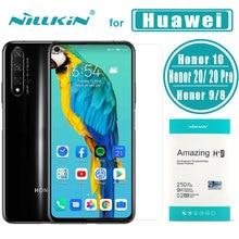 Nillkin for Huawei Honor 20 20 Pro 10 9 8 Glass H+PRO 2.5D Tempered Glass Screen Protector for Huawei Honor 20 10 Lite 9 8 Glass