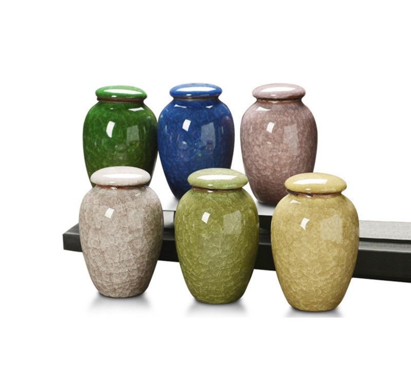 4.5″ Tall Ceramic Storage Container