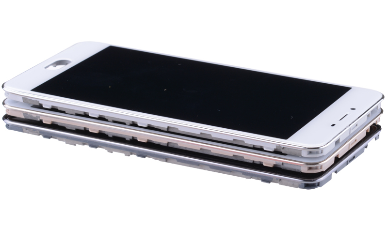 5.0 Black White Original M3S Mini LCD For MEIZU M3S Display Touch Screen with Frame M3 S LCD Screen Y685H Replacement (3)