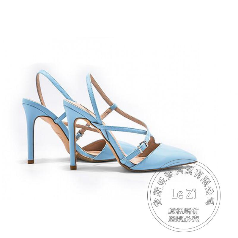 ФОТО Microfiber Commuter Buckle Prom Leisure Work Shoe Stiletto Heels Champagne High Heels Gold Patent Leather Slingbacks Shine Pumps