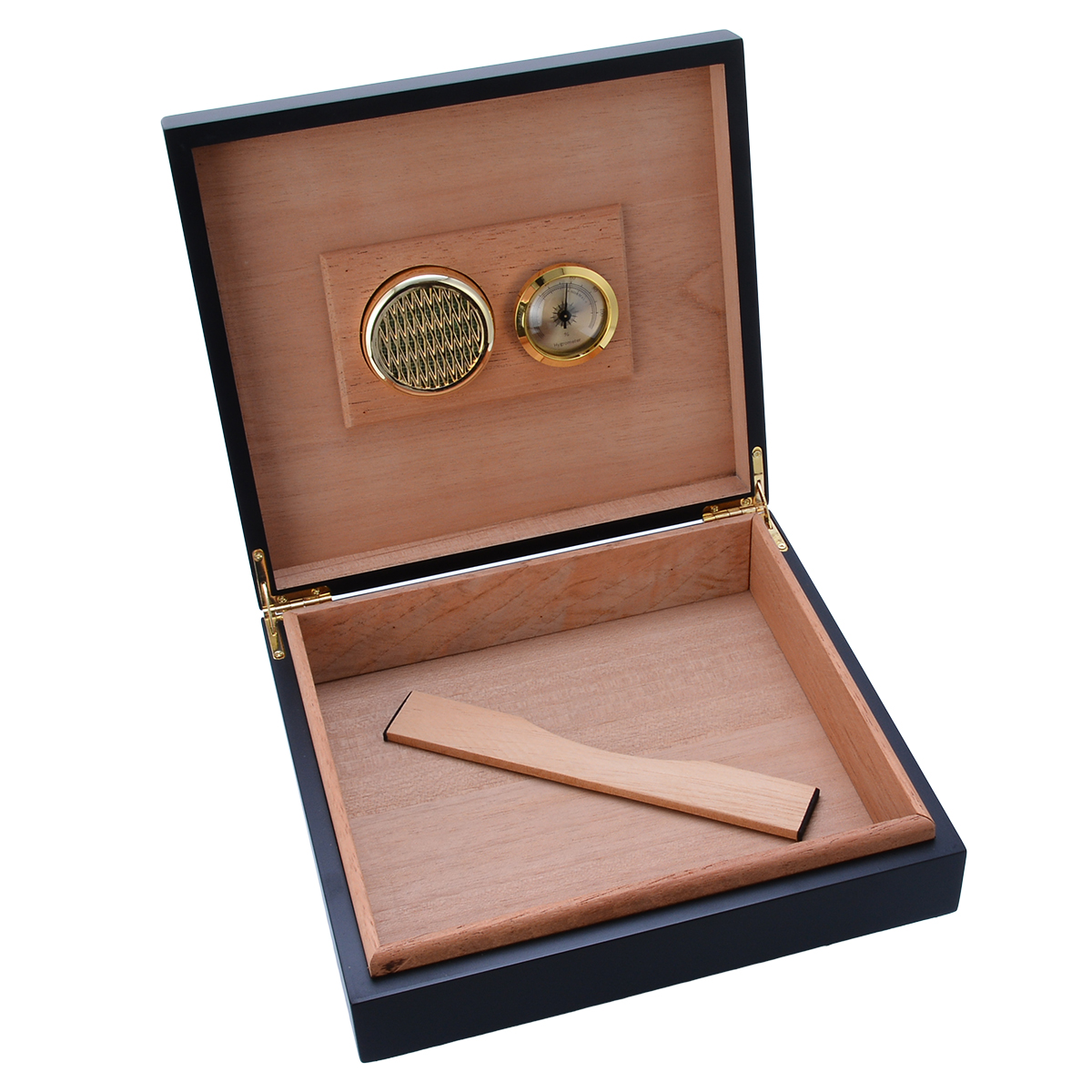 Aimants en bois pour cave à cigares hygromètre humidificateur Cohiba étui pour cigares boîte de noël pour voyage