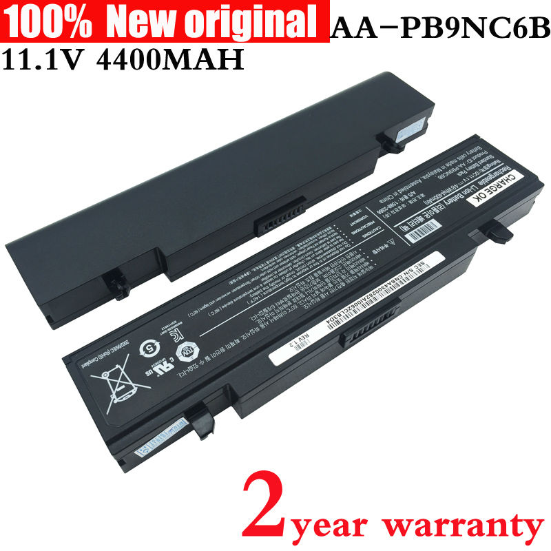 Original Laptop font b Battery b font for SAMSUNG R580 R540 R530 R429 R520 R428 R522