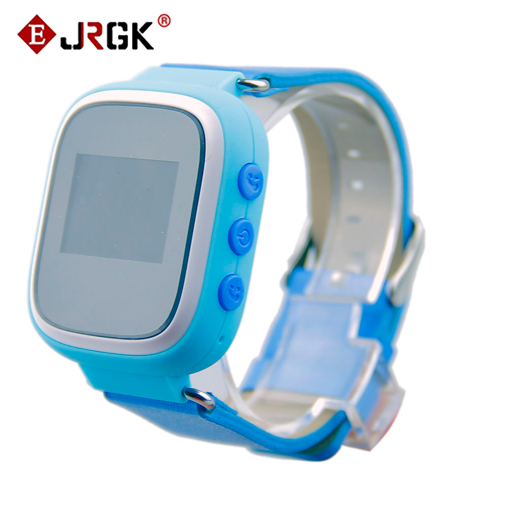 JRGK Smart Phone Watch Children Kid Wristwatch Color GSM GPRS GPS Locator Tracker Anti Lost Smartwatch