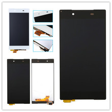 5.2'' LCD Display For Sony Xperia Z5 E6603 E6633 E6653 E6683 Touch screen digitizer Assembly + Adhesive + Free shipping