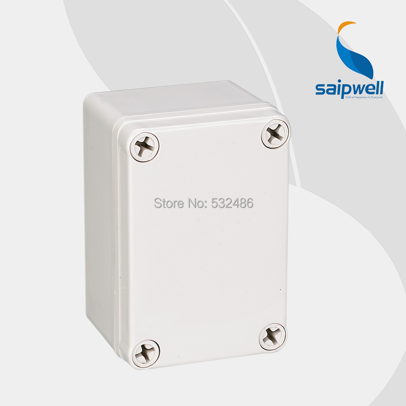 2013 Hot sale small plastic tool boxes abs waterproof junction box 65 95 55mm
