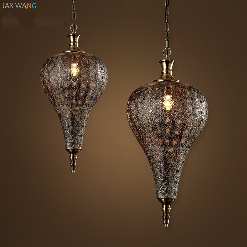 India Southeast Asia Balienfe Pendant Lights For Dining