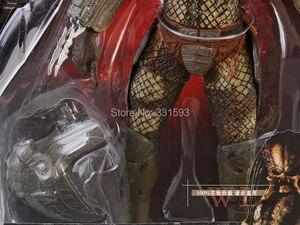 "Image 5 - ขายร้อนNECA Predator Movie Series 1ตัวอักษรPredator Action Figureของเล่นPVC 8 ""ขายปลีกจัดส่งฟรี"