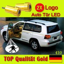2x car logo Ghost Shadow Projector Door welcome Lamp LED light for KIA Forte KIA RIO  KIA Soul KIA K3 K5 K2 Iphone BMW Benz