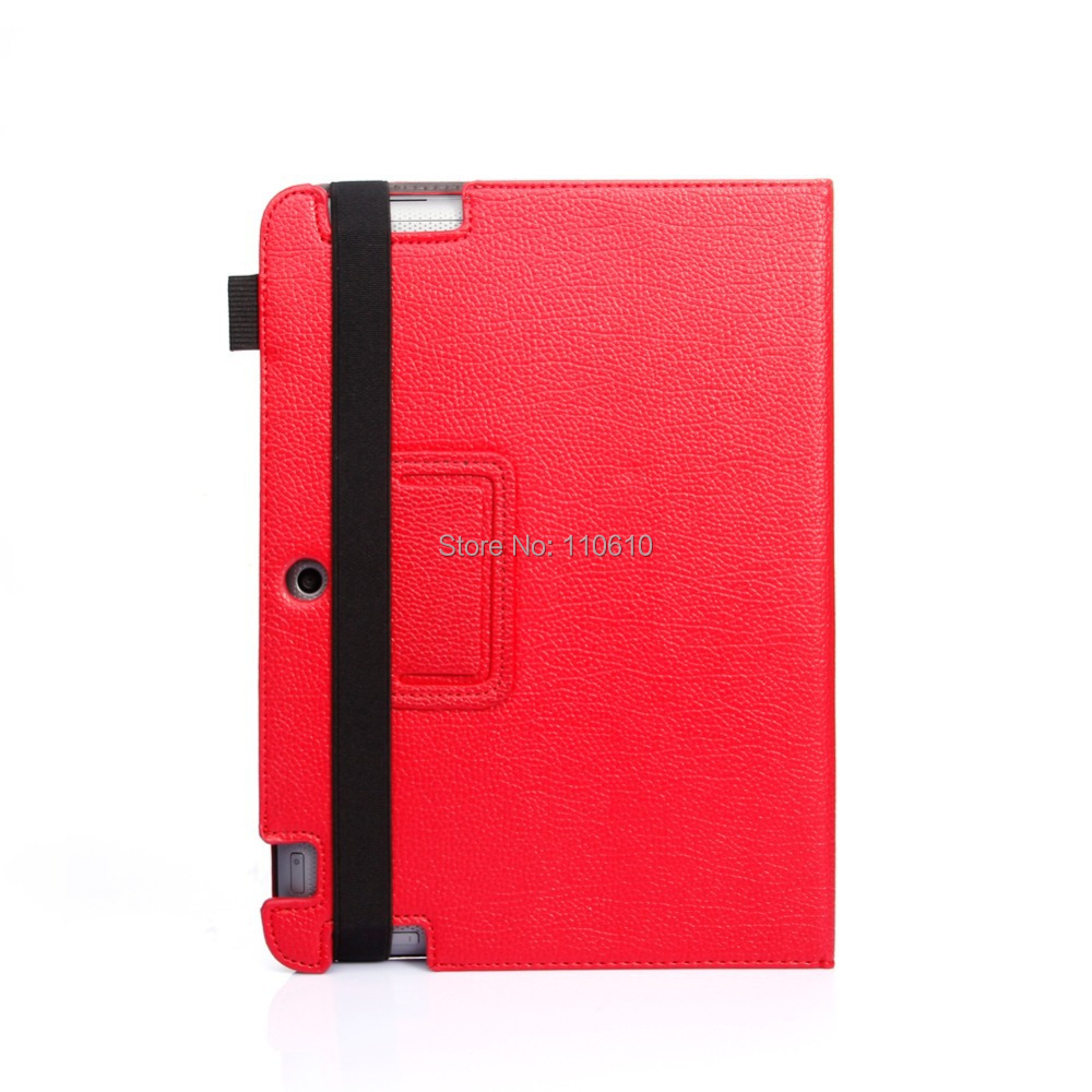 Faux Leather(PU) stand book-style cover case HP slate 10 HD 10.1 inch stable - Hao Yuen Trading Limited,Sell tablet and charger,phone store