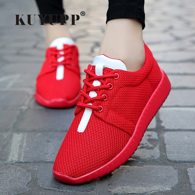 Super Soft Women Trainers Breathable Runner Shoes 2017 Spring Sport Women Casual Shoes Zapatillas Deportivas Fashion Shoes ZD11