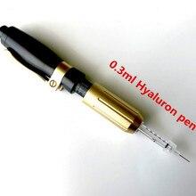 Ручка распылителя пистолета hyaluron удаление морщинки Непрерывно Высокое давление для губ против мо