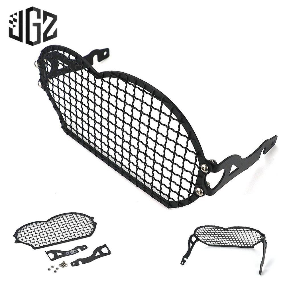 Motorcycle Front Headlight Net Light Protector Grille Guard Lamp Cover for BMW R1200GS 2004 2006 2007