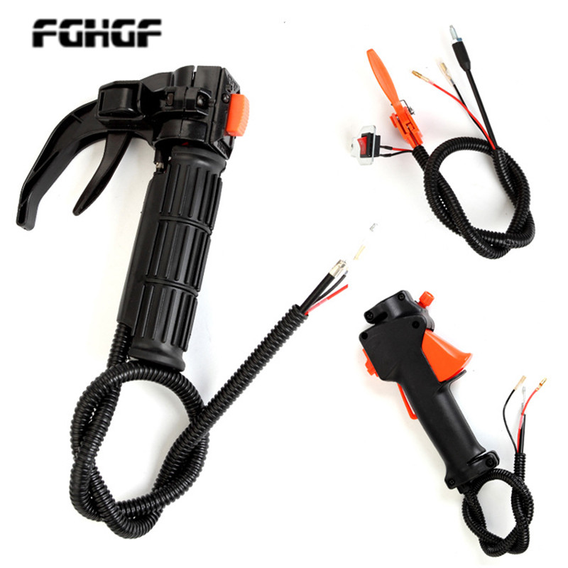 ground drill engine throttle switch 44 5 40 5 two punch cattleangle simple switch accessoriesGasoline engine parts in Power Tool Accessories from Tools