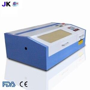 Image 3 - 2020 النسخة الجديدة JK K3020 ليزر co2 40 واط نك آلة تقطيع بالليزر النقش بالليزر أوسب المدعومة