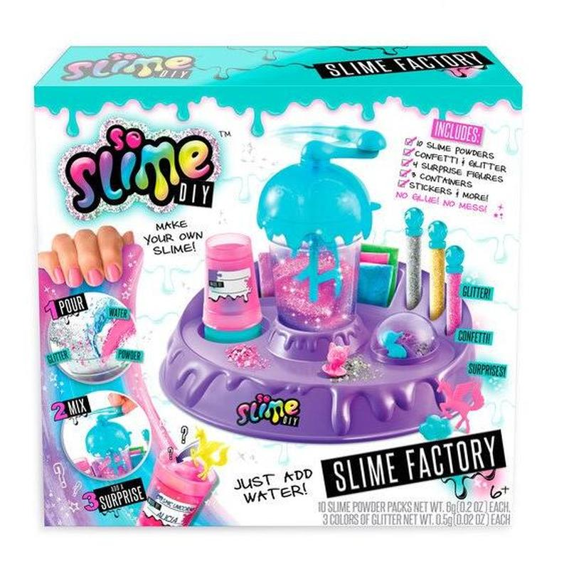 Crystal  Slime Toys Kit Clear Mud Modeling Clay Slime Fluffy Foam Slime Clay Supplies Antistress Toys For Children