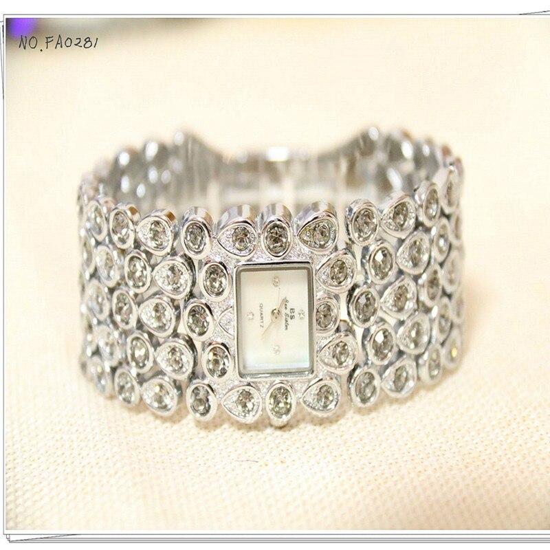 High Quality fashion new Designer waterproof diamond watches top brand luxury ladies watch quartz gold women watch relojes mujer in Women 39 s Watches from Watches