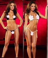 Bikini porn font b Sex b font Women Sleepwear Underwear Sexy lingerie Hot Dress Babydoll Costumes