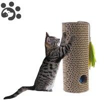 Когтеточка для кошек, игрушки для домашних котов, гофрированная бумажная доска для когтеточки для кошек, Когтеточка для кошек, товары для домашних животных TY0011