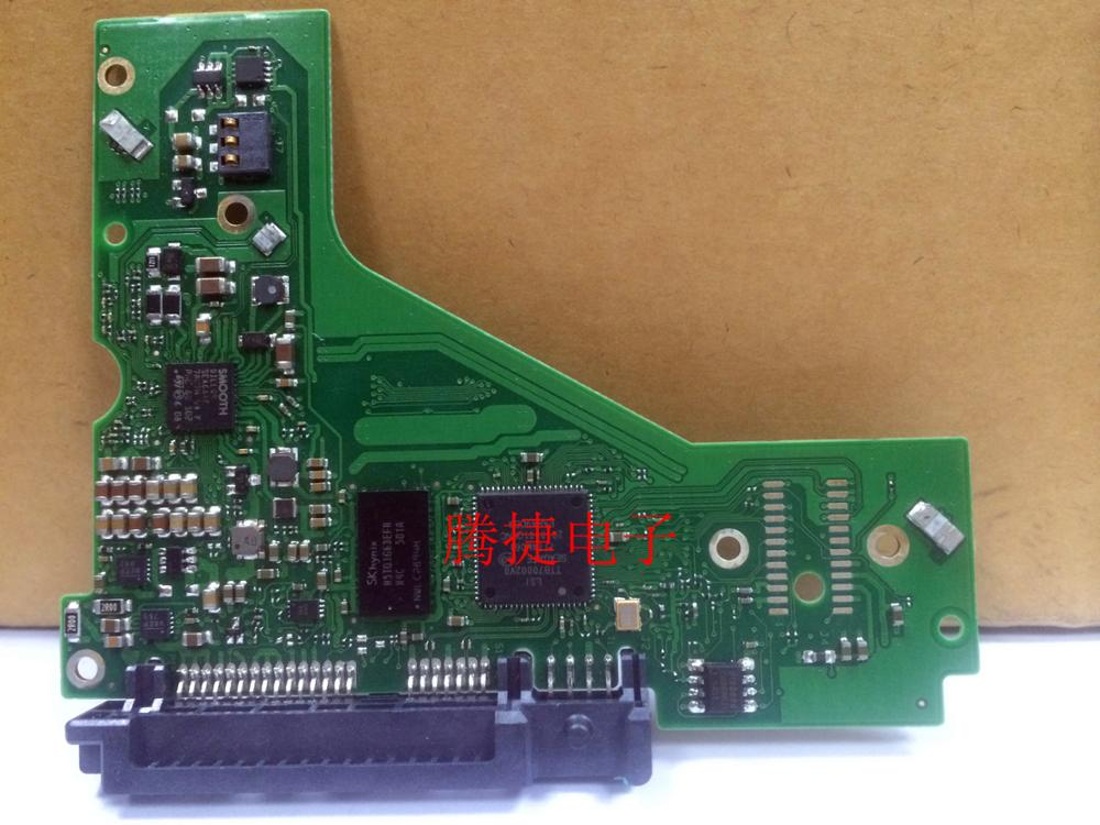 hard drive parts PCB logic board printed circuit board 100743767 for Seagate 3.5 SATA hdd data recovery repair ST4000NM002-1HT17