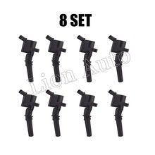 Lion Set of 8 Ignition Coils For Ford Coil On Plug F7TZ-12029-AB/LL2U-12029-AA/F7TZ-12A366-BA/F7TZ-12029-BA