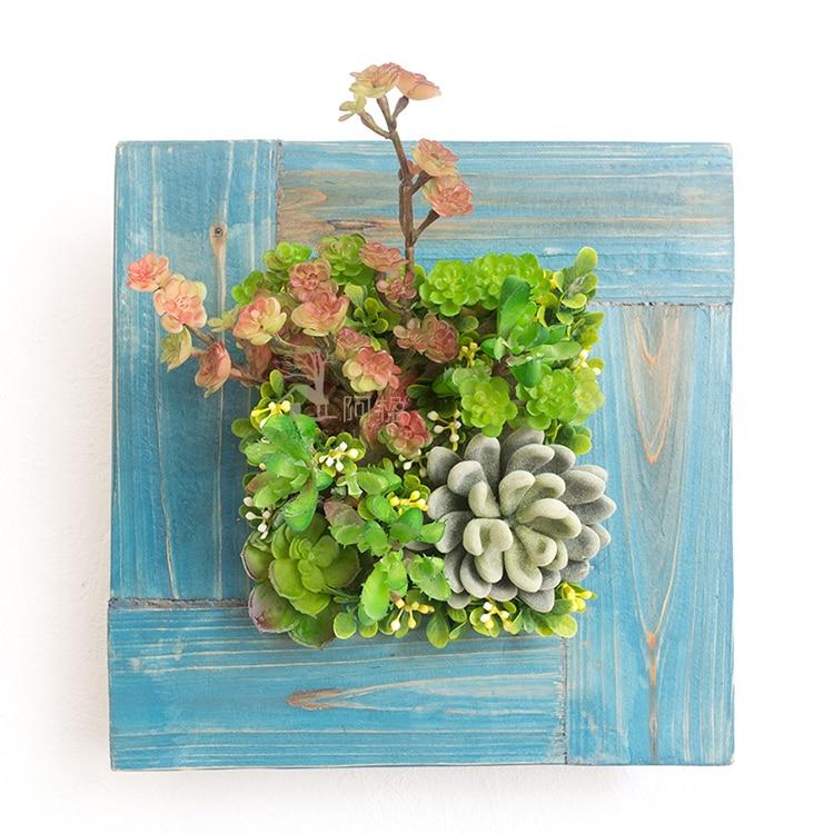 Macetas de plantas artificiales compra lotes baratos de Plantas para paredes verdes