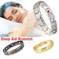 Модный магнитный браслет для мужчин и женщин, ювелирные изделия для электротерапии, бодибилдинга, потери веса, артрита