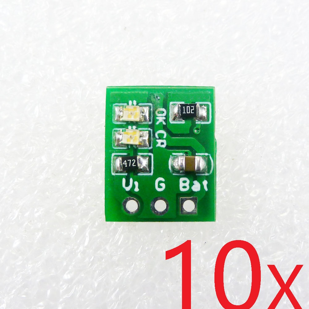 Useful 10pcs 1a Mini Li Lithium Battery Charger Module Board For Arduino Uno Mega Due Breadboard Pcb 18650 Solar Panel Mobile Power Integrated Circuits Active Components