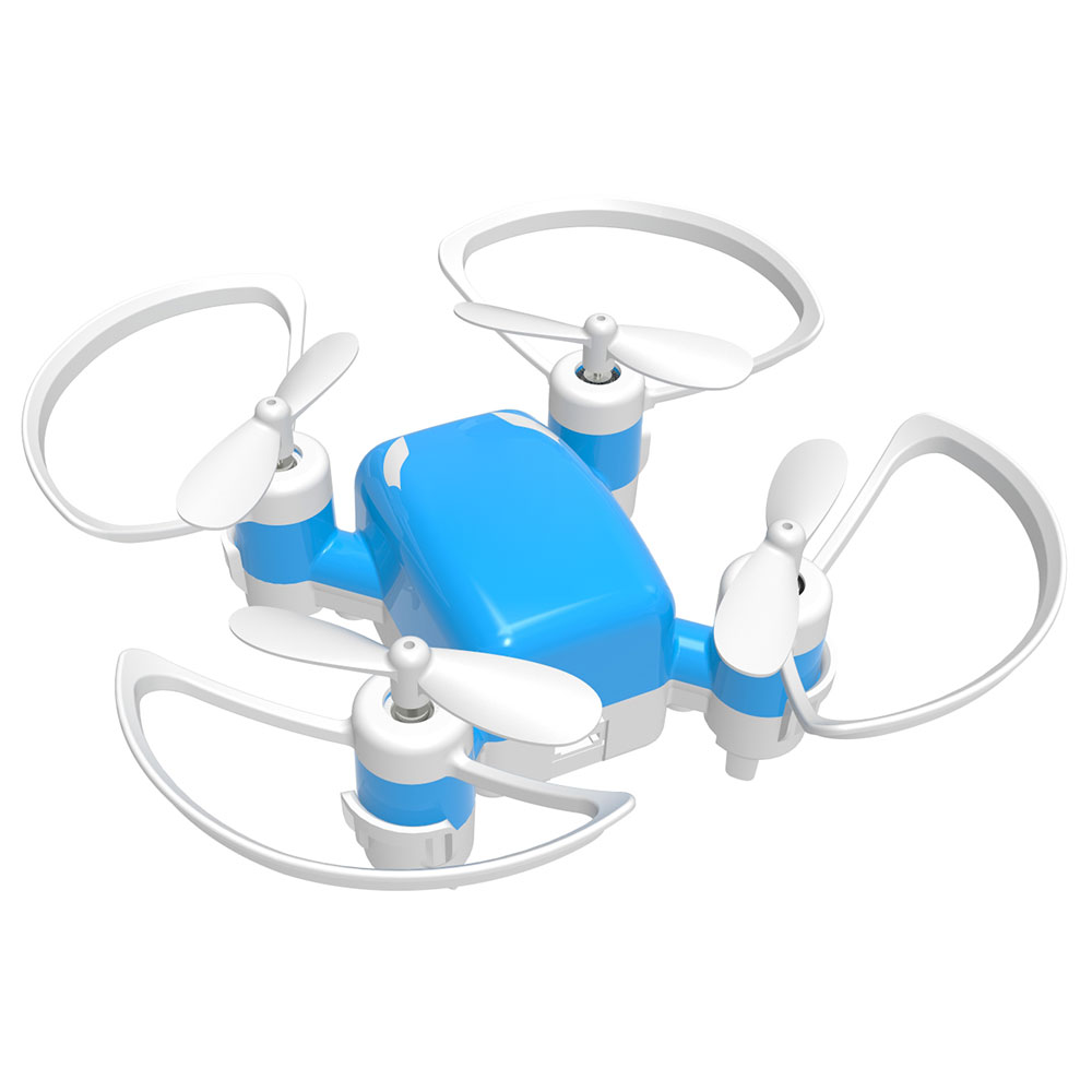 Quadcopter Mini G-Sensor Altitude Hold LED Lighting APP Control 2.4GHz 4CH Aircraft Drone High Performance Durable Lightweight