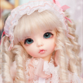 OUENEIFS Fairyland Littlefee Ante 1/6 bjd sd dolls baby girl boy eyes High Quality toy model reborn make up resin