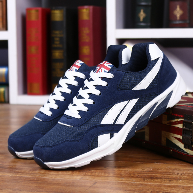 Hot running shoes for men 2018 Super Shoes Brand Designer Masculino sneakers mash walking Men's outdoor Adult Shoes size 39-47