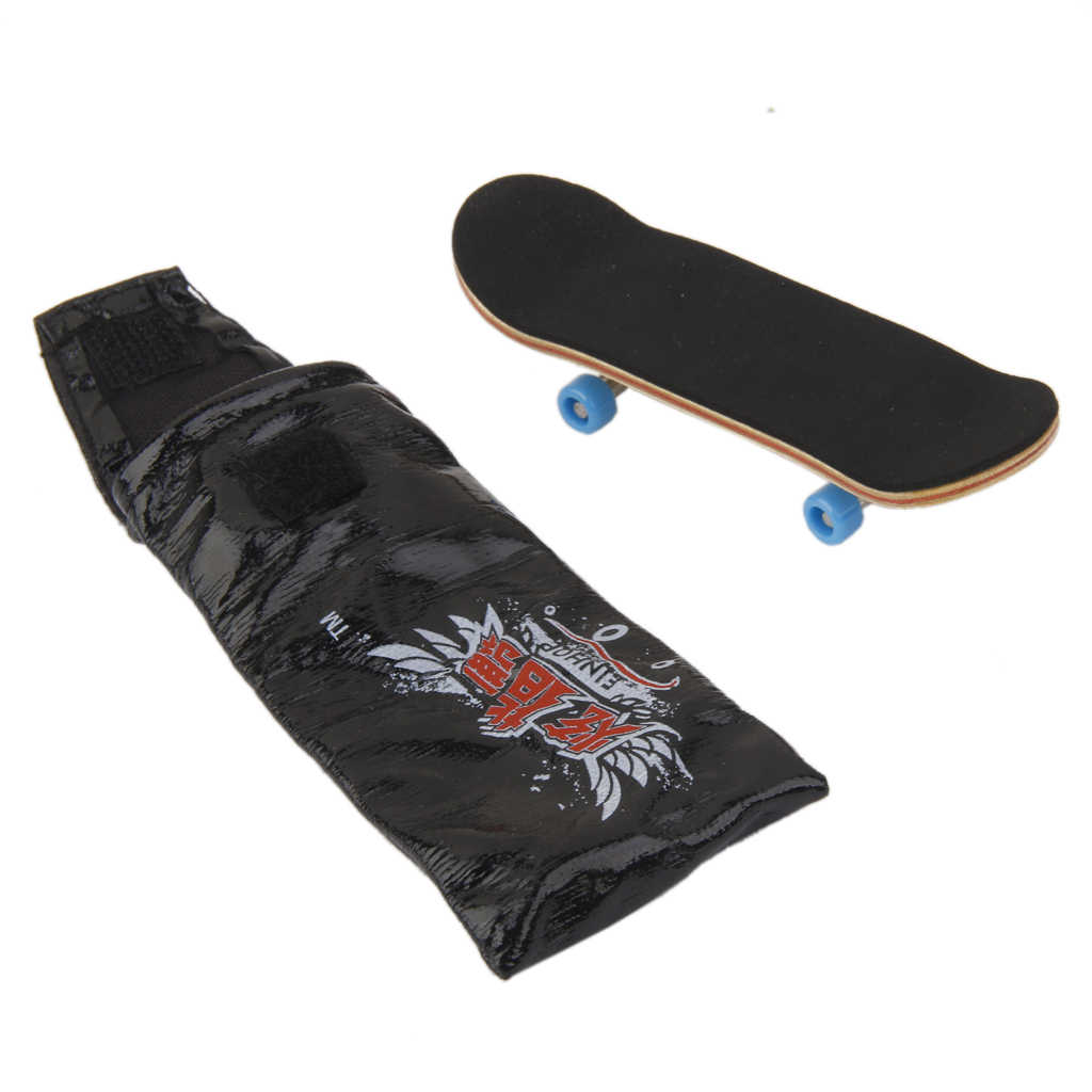 Wooden Fingerboard Skateboard Sport Games Kids Gift Mini Cool Novelty Gag Toys Classic Toy Best Gift for Skateboard Fans Hot