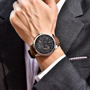 Image 5 - PAGANI DESIGN Men Watch Fashion Luxury Brand Automatic Mechanical Watch Men Waterproof Tourbillon Sports Clock Relogio Masculino