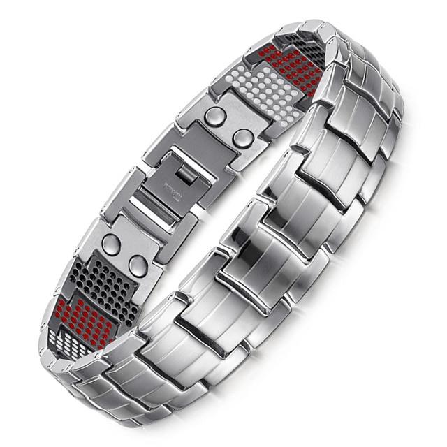 Rainso Men Jewelry Healing...
