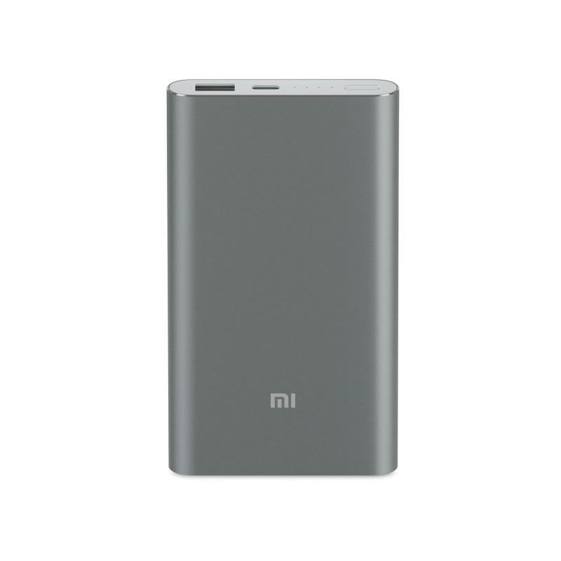 Xiaomi Banca di Potere 10000 mAh Pro Caricabatterie Rapido Max 18 W Input/Output: 12 V/1.5A; 9 V/2A; 5 V/2A QC2.0 Fast Charger