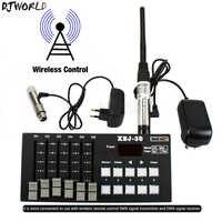Équipement sans fil de contrôle d'étape de DMX Console30 de charge pour l'éclairage d'effet d'étape du contrôleur DMX512 de barre de Clubs de Parties de Disco de DJ