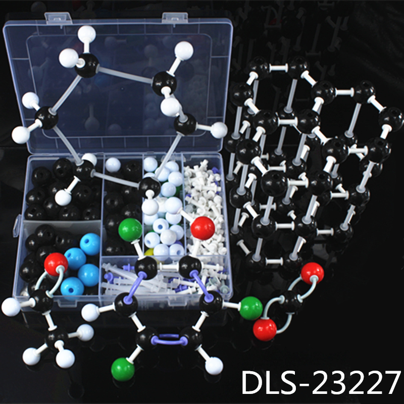 new Molecular structure model for High school students and teachers and simple Graphite crystal model DLS-23227 free shipping molecular structure model set for chemistry teacher dls 23540 chemical crystal models inorganic organic molecules free shipping