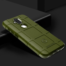 Armor Protective Cover For Nokia 3.1 Plus Case 7.1 Silicone Soft TPU X3 X7 Phone Bumper Shield