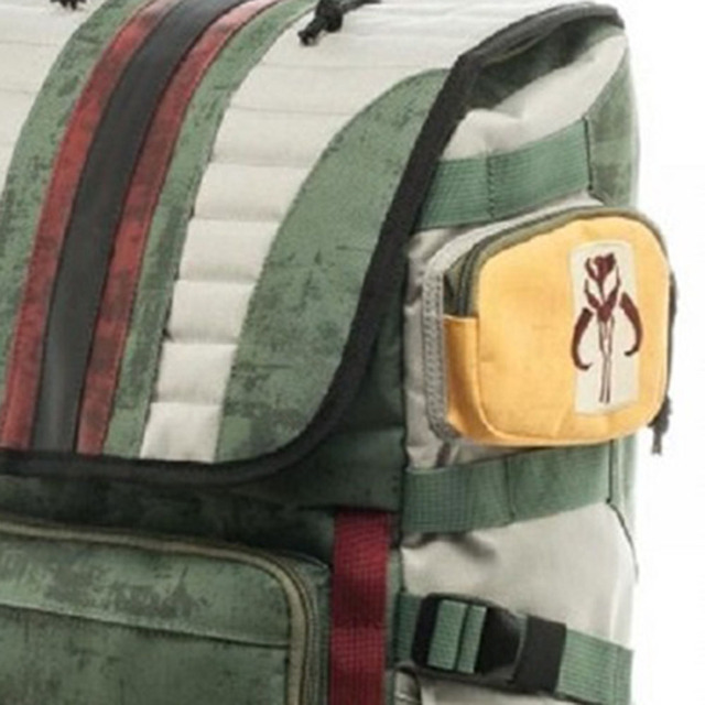 Star Wars Backpack – Boba Fett