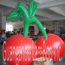 Хороший 1 метр надувной воздушный шар вишни для вашей рекламы/манго/воздушный шар в форме ананаса, различные фрукты воздушный шар можно сделать