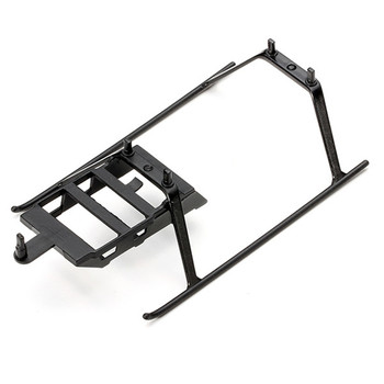 High Quality XK K110 RC Helicopter Parts Landing Skid XK.2.K110.007 For RC Helicopter Quadcopter Model Parts Black