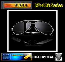 Optical Sunglasses Men Prescription CR-39 AR Coated Polarized Lenses EXIA OPTICAL KD-193 Series