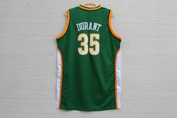 best website 87ff0 6d747 Cheap Best Quality Seattle Sonics Jersey #35 Kevin Durant ...